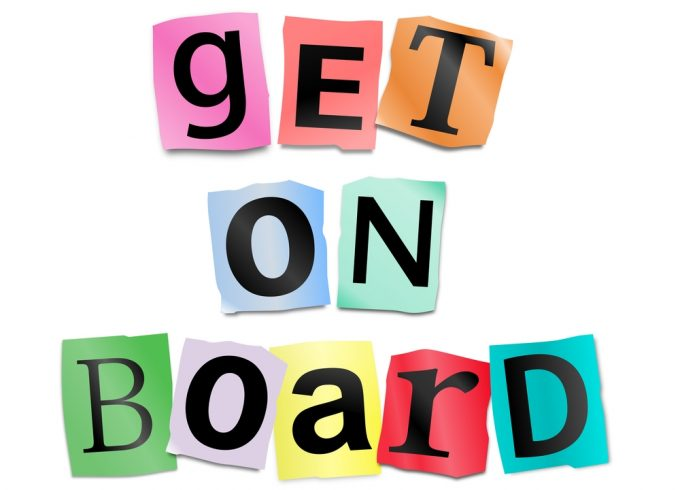 get-on-board - VCS members sought