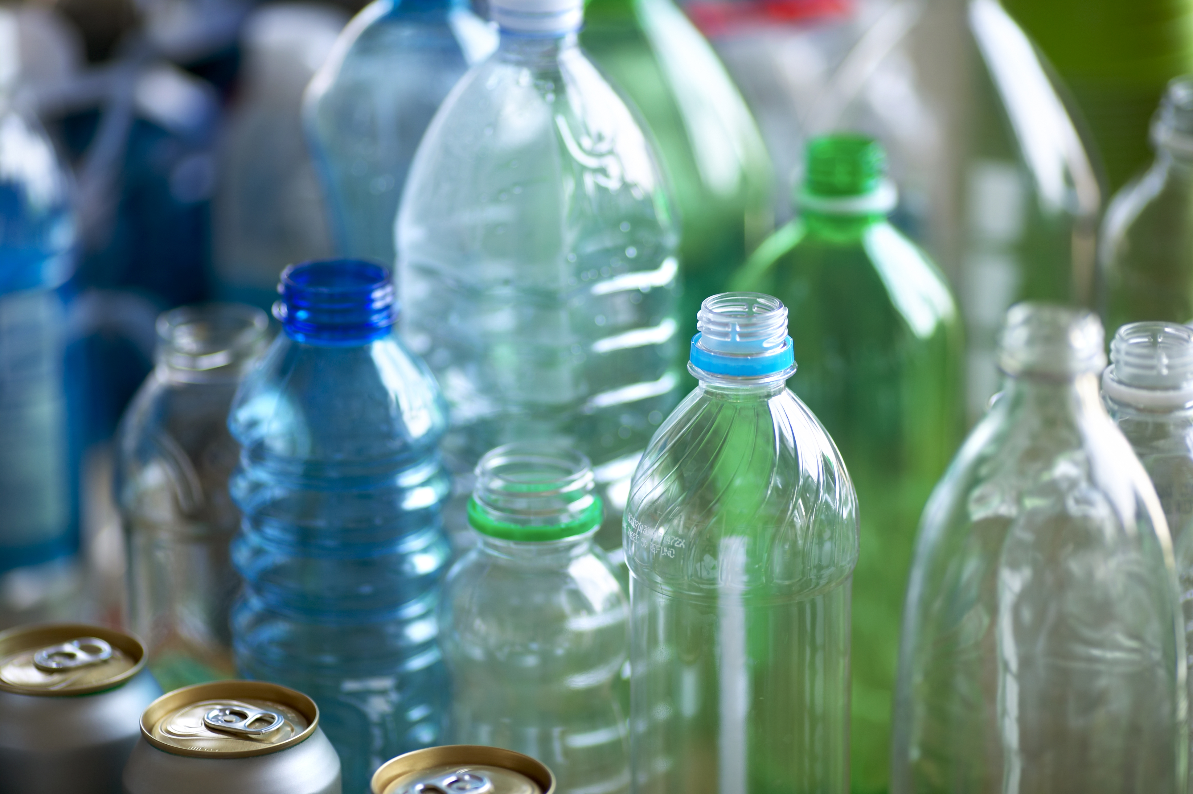Bring your empties to VCS