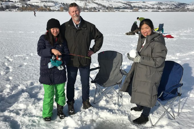 Ice Fishing VCS