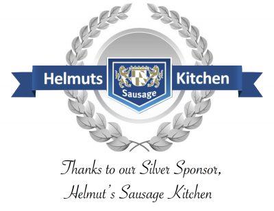Silver Sponsor Helmut's Sausage Kitchen