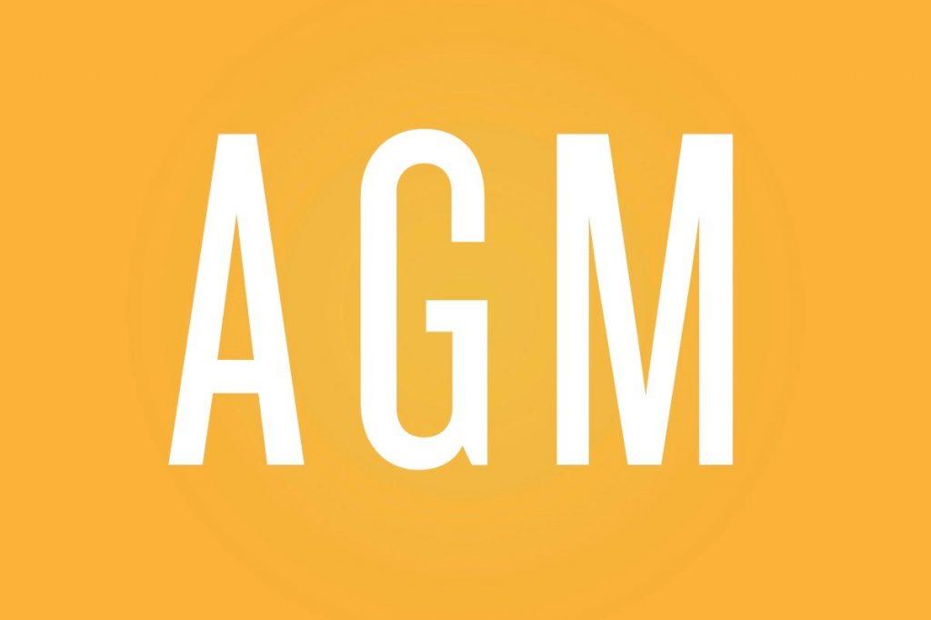 VCS AGM