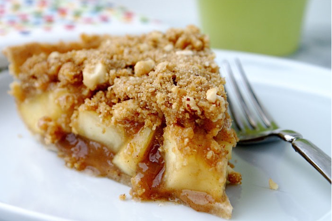 VCS Apple Pie Sale