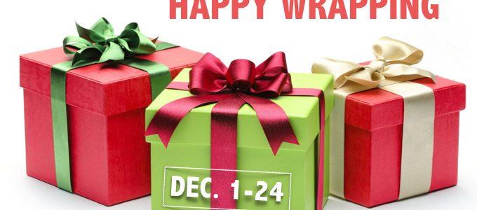 VCS Christmas Gift Wrapping