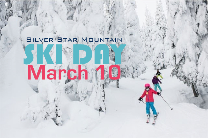 Vernon Christian School Ski Day